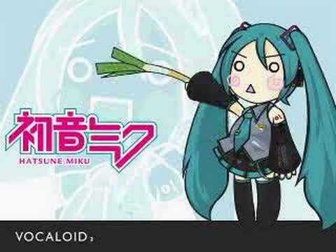 Cover Of Finnish Song Ievan Polkka By Hatsune Miku