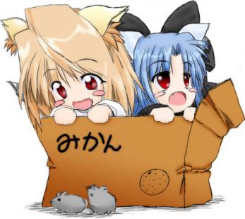 Arcueid n Ren in box